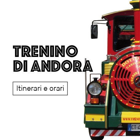 trenino di Andora