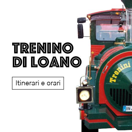 trenino di Loano
